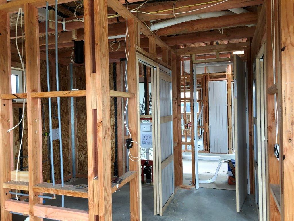 Our New Home – Part 12 – The Pre-Wire Opportunity!
